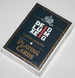 """Игральные карты """"DeLuxe.,покер"""" (полная колода.,54 листа.,2 тип) Одесса.,Украина"""