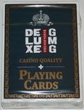 """Игральные карты """"DeLuxe.,покер"""" (полная колода.,54 листа.,2 тип) Одесса.,Украина фото 2"""