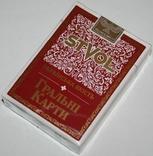"""Игральные карты """"DeLuxe.,покер"""" (полная колода.,54 листа.,2 тип) Одесса.,Украина фото 5"""
