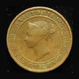 Цейлон 1 цент 1870, фото №3