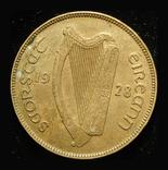 Ирландия 1 пенни 1928, фото №2