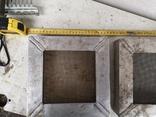 Решетки металлические алюминиевые сетка для вытяжки 2 шт, фото №5
