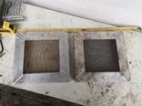 Решетки металлические алюминиевые сетка для вытяжки 2 шт, фото №6