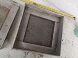 Решетки металлические алюминиевые сетка для вытяжки 2 шт, фото №12