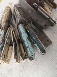 Петли завесы дверные СССР тип папа б/у, фото №7