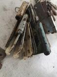 Петли завесы дверные СССР тип папа б/у, фото №9