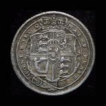 Великобритания 6 пенсов 1816 серебро, фото №2