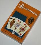 """Игральные карты """"Romanow"""" (полная колода,55 листов) Piatnik.,Австрия"""