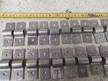 Металлические петли для шпингалета алюминиевый алюминий, фото №5