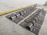 Металлические петли для шпингалета алюминиевый алюминий, фото №7