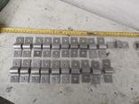 Металлические петли для шпингалета алюминиевый алюминий, фото №11