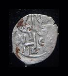 Крым акче 15 век серебро, фото №2