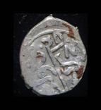 Крым акче 15 век серебро, фото №5