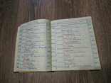 Книга Учета Результатов Лечения Гипнозом и внушением 1960, фото №6