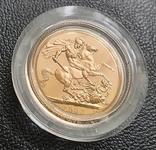 Соверен Sovereign 1983 Proof (повторно в связи с невыкупом), фото №2