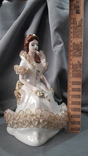 Дама с букетом. №1 Atelier Romania, фото №10