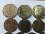 Лот монет., фото №3