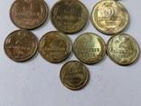 Лот монет., фото №4