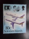 Авиация. Брит. Соломоновы острова. MLH, фото №2