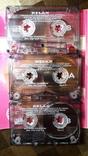 Релакс, 3 аудиокассеты, звуки живой музыки, фото №5