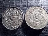 3 мейса и 6 кандаринов Хубей1895 года КопияМонета Императора Гуансю(Хупо)1903 года Копия, фото №5