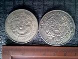 3 мейса и 6 кандаринов Хубей1895 года КопияМонета Императора Гуансю(Хупо)1903 года Копия, фото №11