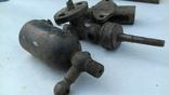 Детали паровой установки(машины)+2 бронз.ручки, фото №5