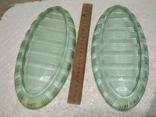 Селедочницы 2 шт. одинаковые, фото №4