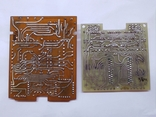Платы с микросхемами и другими радиодеталями, фото №9