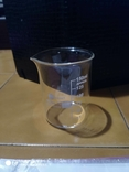 Термостойкий стакан 150 мл, фото №2