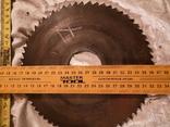 Круг отрезной для циркулярной пилы СССР, фото №3