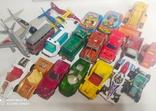 Коллекция машинок Corgi matchbox Lesney, фото №2