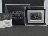 2 доллара. 2020. Звездные войны. Death Trooper. III (серебро 999, 1oz), фото №2