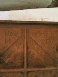 Пічні дверцята Польща, 20-ті роки Art Deco, фото №6