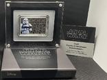 2 доллара. 2020. Звездные войны. Stormtrooper. I (серебро 999, 1oz), фото №3