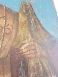 Икона двусторонняя 33х27, фото №4