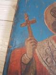 Икона двусторонняя 33х27, фото №6