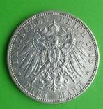 3 марки, Бавария, 1913г, фото №5