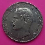 3 марки, Бавария, 1912г, фото №4