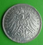 3 марки, Бавария, 1912г, фото №6