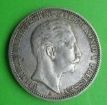 3 марки, Пруссия, 1909г, фото №2