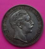3 марки, Пруссия, 1909г, фото №3