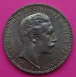 3 марки, Пруссия, 1911г, фото №3