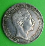 3 марки, Пруссия, 1910г, фото №3
