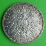 3 марки, Пруссия, 1910г, фото №6