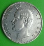 3 марки, Бавария, 1908г, фото №3