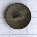 Пуговица полковая нижних чинов РИА с номером «28», фото №11