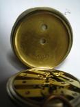 Цилиндровые часы, фото №8