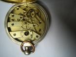 Цилиндровые часы, фото №9