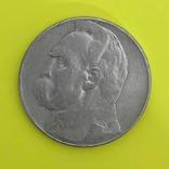 Польща 10 злотих, 1935р. Срібло., фото №2